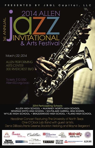2013 News archive | Division of Jazz Studies