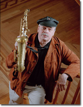 photo of Phil Woods
